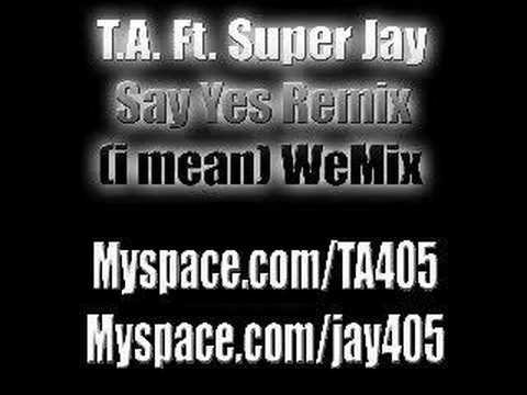 Say Yes Remix