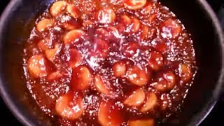 Каралемизированные Бананы / Начинка для торта и др. десертов