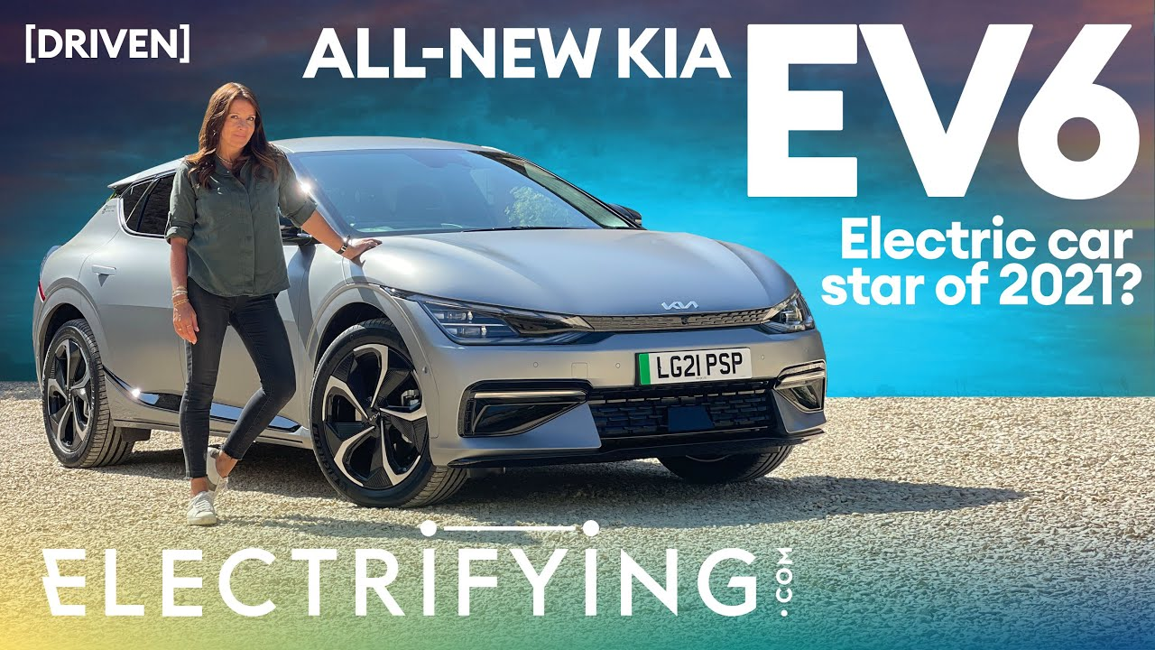 Kia EV6 2021 in-depth review - Is this the electric car star of 2021? / Electrifying