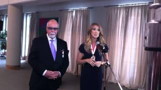 Céline Dion Order of Canada Ceremony Q&A