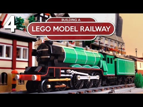 Building A Lego Model Railway – Part 4