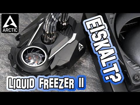 Arctic Liquid Freezer