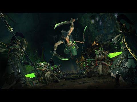 Скавены спустя  2 года Total War: Warhammer 2 в прямом эфире