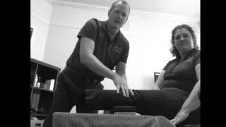 Terminal knee extension with Andrew Blyth and Rachael Simpson -Body and Spine Project Move Better 32