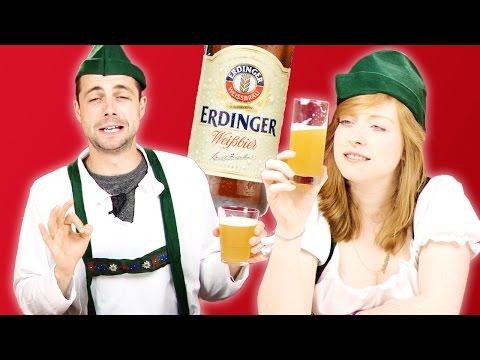 Irish People Taste Test German Beers