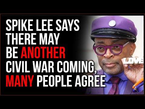 Spike Lee Gives CIVIL WAR Prediction During Interview, Both Sides AGREE That It's CERTAIN