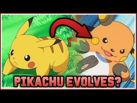 5 Times Ash's Pikachu Nearly Evolved Into A Raichu