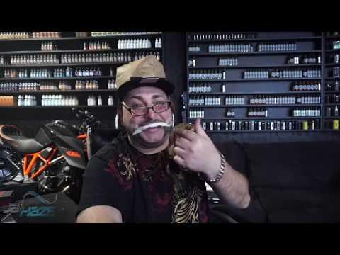 Kamrytech K1000 Plus Pipe Vape Review and Rundown | Hilarious Sherlock Haze