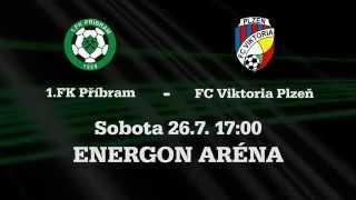 1.FK Příbram vs. FC Viktoria Plzeň