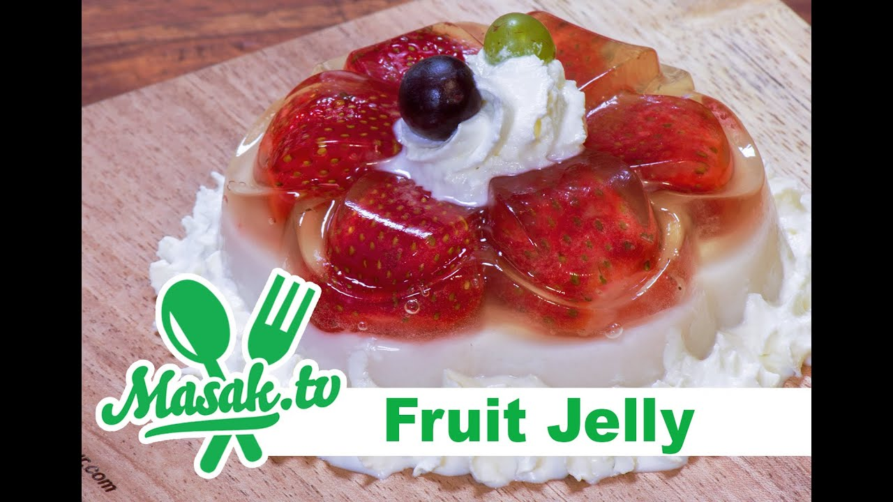 how to make fruit jelly