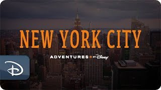 Travel to New York City (and Beyond) With Adventures by Disney in 2019