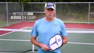 Pickleball 101: Dinking Strategy