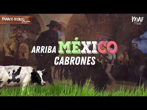 Marco Flores Y La Jerez - Ordeñando La Vaca (Video Letra Oficial)