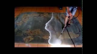 видео Стирка ковров