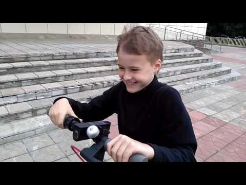 Xiaomi Mijia M365 для ребенка 9 лет