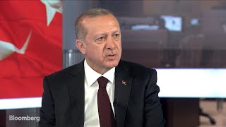 Erdogan on U.S. Sanctions, Halkbank
