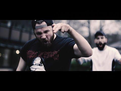 CARBINE -VIOLATION (FEAT. ALEX TEYEN OF BLACK TONGUE) [OFFICIAL MUSIC VIDEO] (2017) SW EXCLUSIVE
