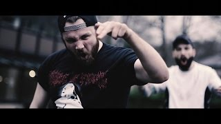 CARBINE -  VIOLATION (FEAT. ALEX TEYEN OF BLACK TONGUE) [OFFICIAL MUSIC VIDEO] (2017) SW EXCLUSIVE