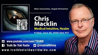 Alien Connection and Angels Divination with Chris Macklin