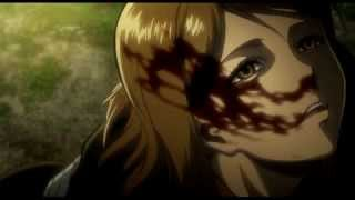 Repeat youtube video Attack On Titan - AMV Anthem Of The Lonely (Nine Lashes)