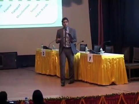 Part 1: Udaan Business Quiz 2013 at SAIL-MTI, Ranchi by Ajay Poonia