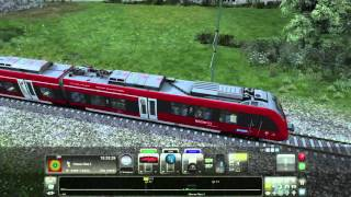 Train Simulator 2016 [HD] | Gameplay découverte [FR]
