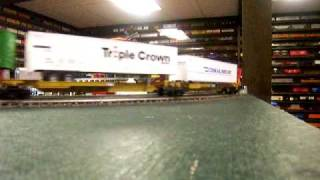 Weaver D&h C630 With Ditch Light And Tmcc & Cp Williams Fm Trainmaster Tmcc