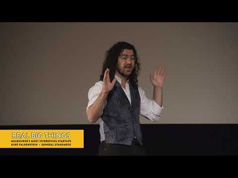 Melbourne Startups: The scalable law firm – Kurt Falkenstein at Real Big Things #20