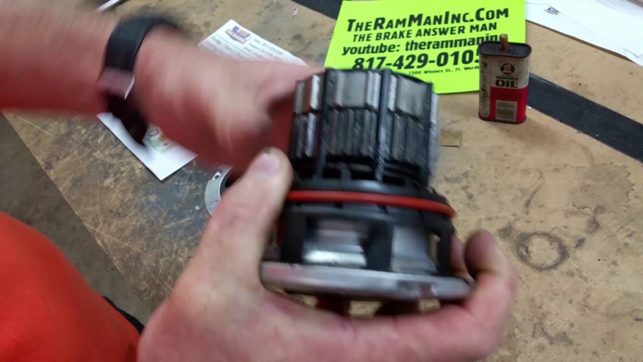 Warn Locking Hub Lubrication Maintenance By Therammaninccom Youtube Ford Ranger 4x4 Troubleshooting