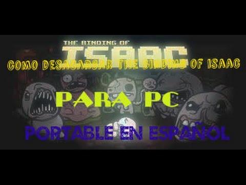 Download como descargar The Binding of Isaac para pc portable