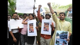 Thoothukudi Protest Finds Support in Bengaluru