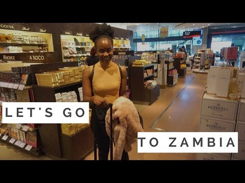 COME WITH ME TO ZAMBIA VLOG 15 - LIFE IN ZAMBIA |Martha's Empire