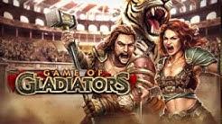 Game Of Gladiators Brand New Play'n Go Slot Demo Gameplay
