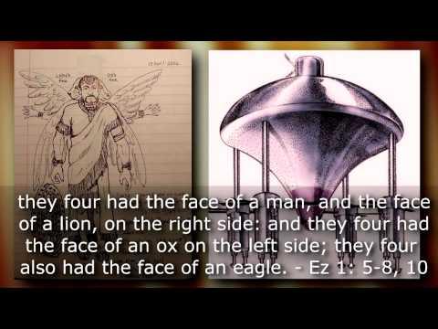 UFO In The Bible? Ezekiel