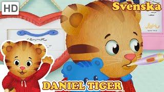 Daniel Tigers Kvarter - Daniel Går Till Doktorn (HD - Svenska)
