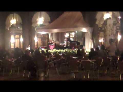 Orchestras in St. Mark's Square (Piazza San Marco) Venice
