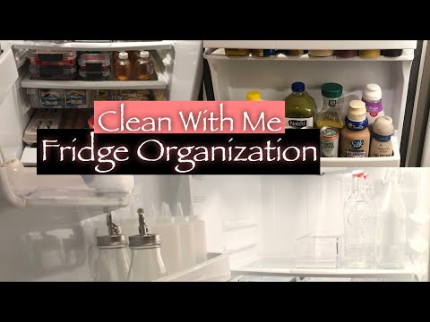 fridge-organization-|-deep-clean-with-me-|-declutter-spring-cleaning-2020