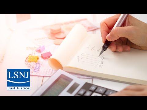 Tax Legal Assistance Project (TLAP) - LSNJ Representation Projects