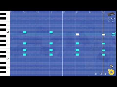 画像2: 04 11 コードを入れてみる バレッドプレス KORG Gadget for Nintendo Switch講座 www.youtube.com