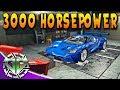 3000 Horsepower Ford GT : Car Mechanic Simulator 2018 : PC Lets Play