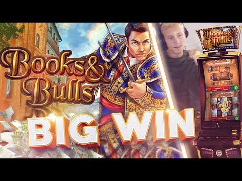 BIG WIN!!!! Books and Bulls win - Casino - Gambling (Online Casino)