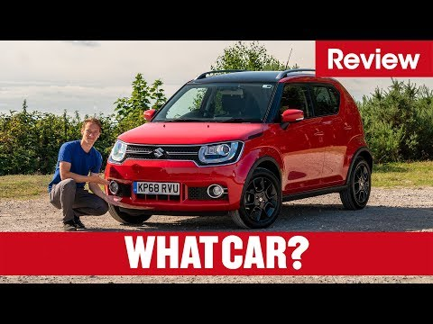 2020 Suzuki Ignis review – the perfect small SUV for the city? | What Car?