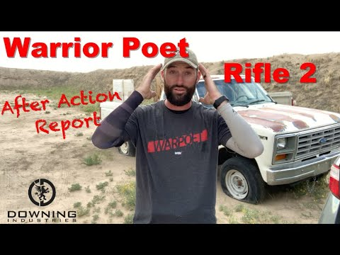 Warrior Poet Rifle 2, After Action Report