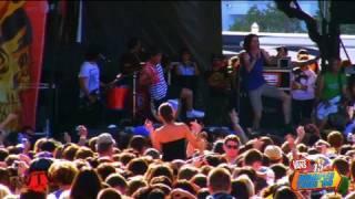 """3OH!3 - """"Starstrukk"""" & """"Colorado Sunrise"""" Live in HD! at Warped Tour"""