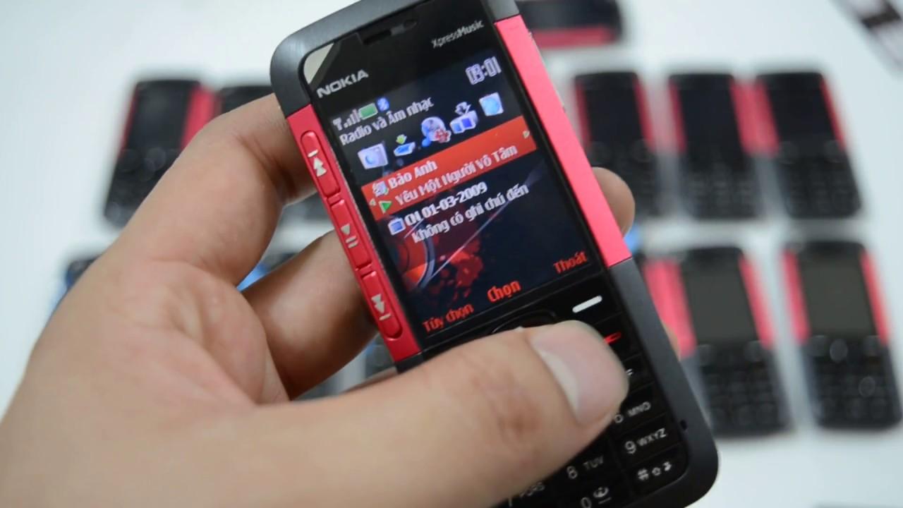 ALOFONE.VN – Mỏng Nhẹ Đẹp, Nokia 5310 xpressmusic điện thoại chuyên nghe nhạc