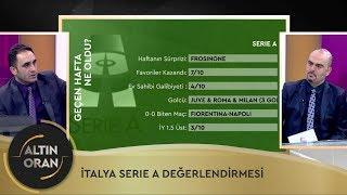 Altın Oran | İtalya Serie A 24. Hafta