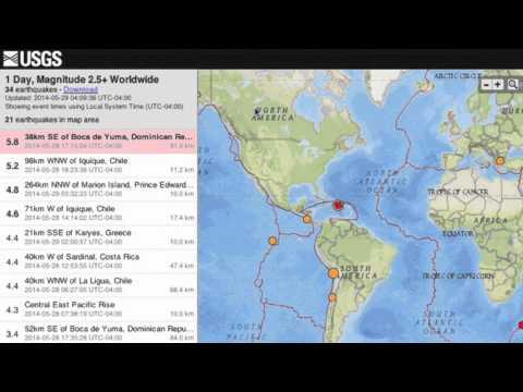 Rockets, Quakes, Solar Wind Jolt | S0 News May 29, 2014