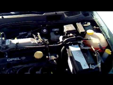 Как убрать стук движка Z16SE Opel Astra G-CC.mp4