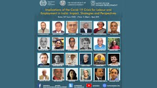 9 June 2020: IHD-ILO-ISLE Virtual Conference - Day 2
