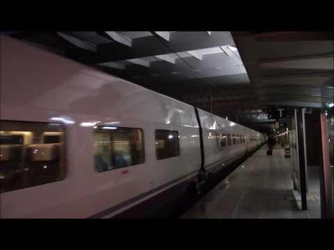 AVE (TGV Espagnol) Marseille-Madrid Atocha à Aix en Provence TGV